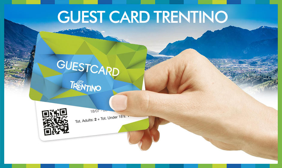 Bed and breakfast Trento Guest Card Trentino